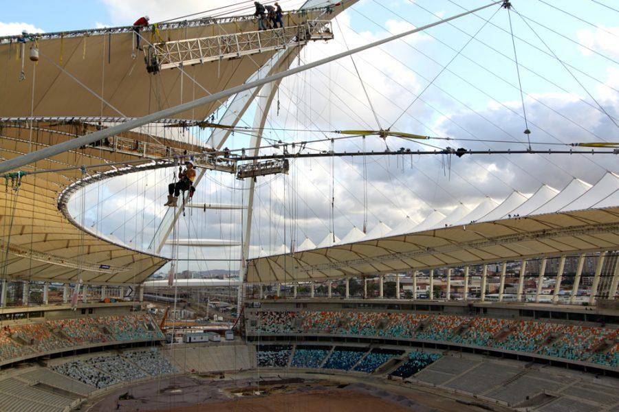 Moses Mabhida Stadium | Durban